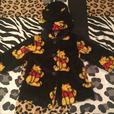 Disney Winnie the Pooh Coat & Hat Set