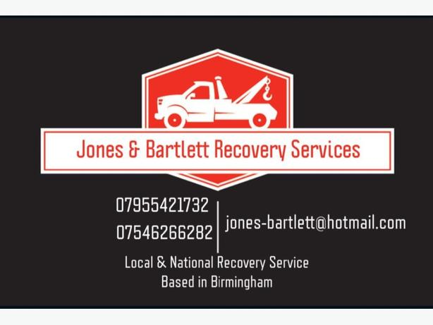 Jones & Bartlett Recovery Service