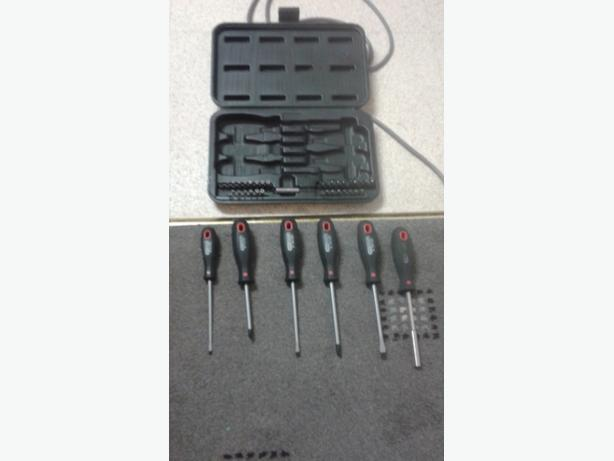 screwdriver set sold