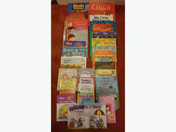 X29 kids books by