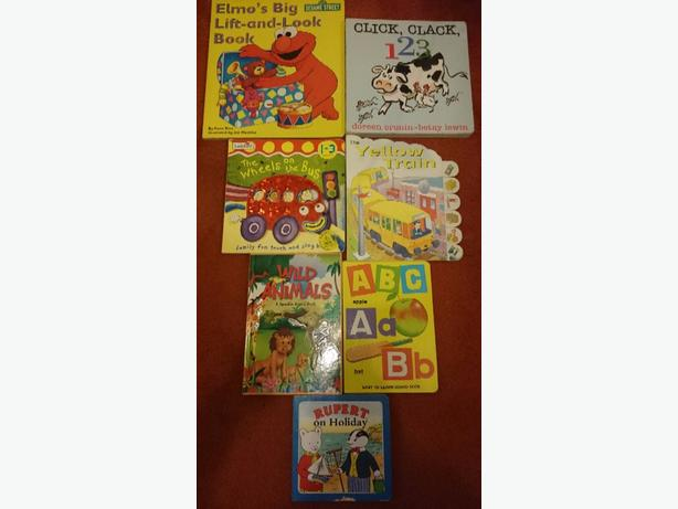 X7 kids hard back books by £4.50