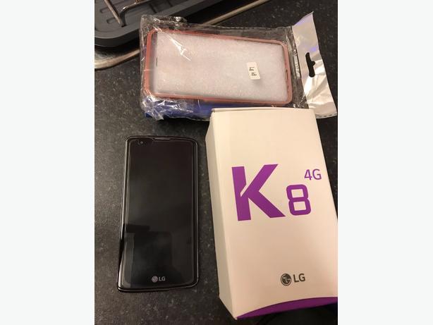 LG K8 MOBILE PHONE