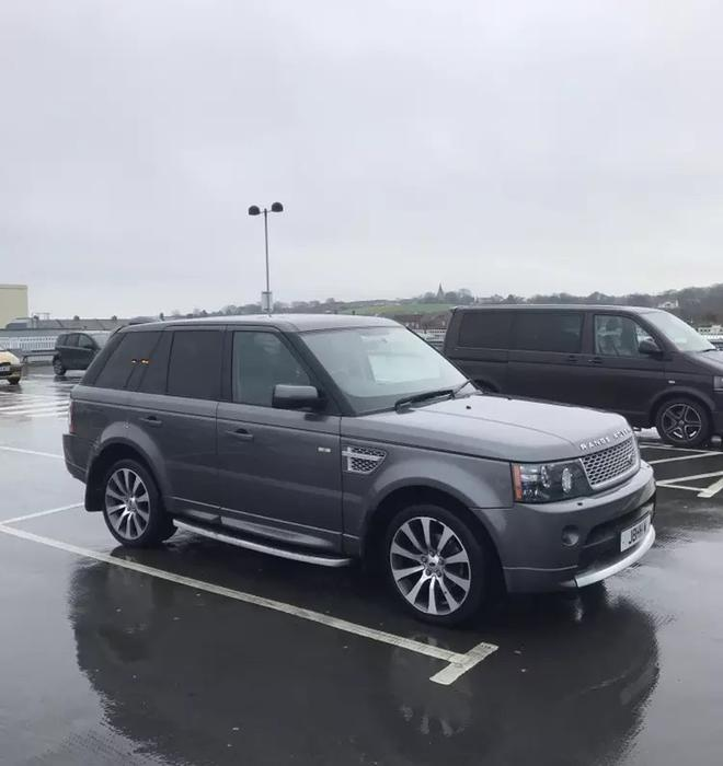 FOR TRADE: Range Rover Sport 2 7 2013 Autobiograpy SWAP HOBBY