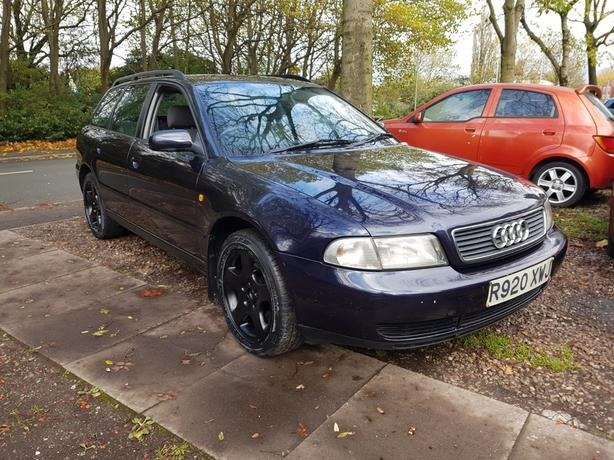 audi a4 1.9tdi quattro 4 wheel drive great winter car