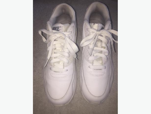 White Air Maxes