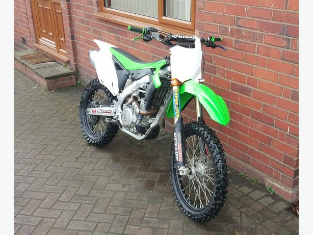 2014 KXF 450 *CLEAN + READY TO RACE*