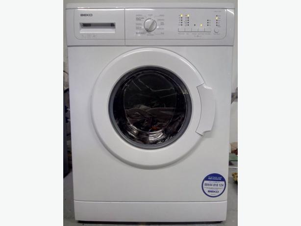Bekob WA512W slimline washing machine for sale