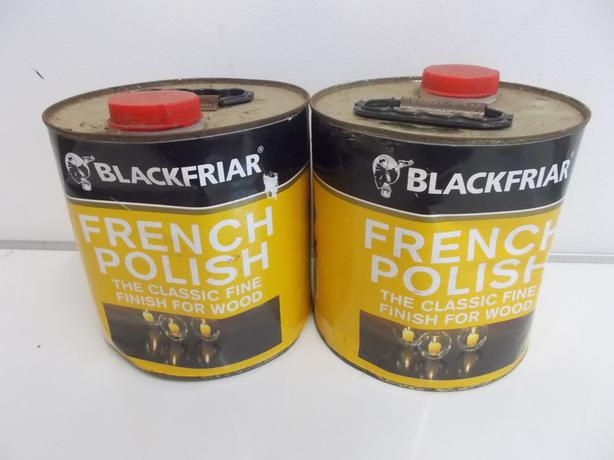 2x Blackfriars French Polish 2.5L