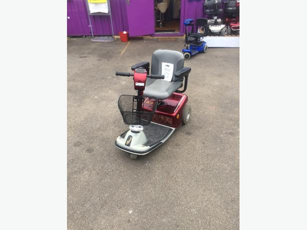 £349 · Mobility Scooter Shoprider Sunrunner 3