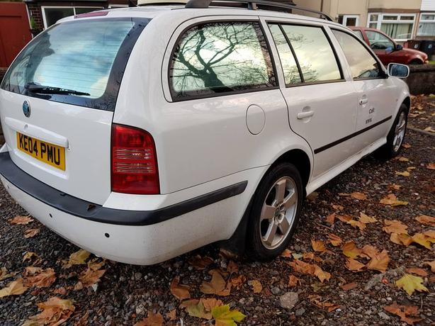  Log In needed £795 · skoda octavia estate police dog van conversion 4x4  turbo petrol