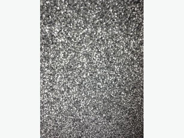 Brand NEW Thick Black carpet