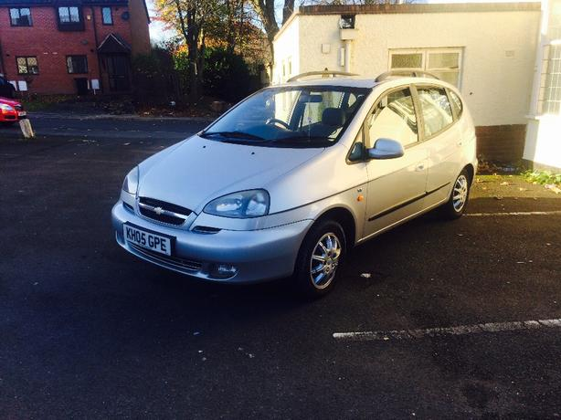chevrolet 2005 long mot