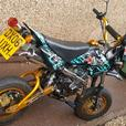 shineray xy125gy 2006 road legal. 12months mot