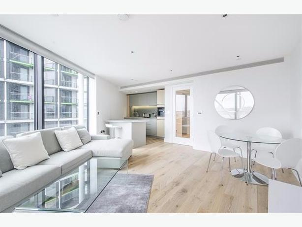 1 Bedroom Flat -Nine Elms, London