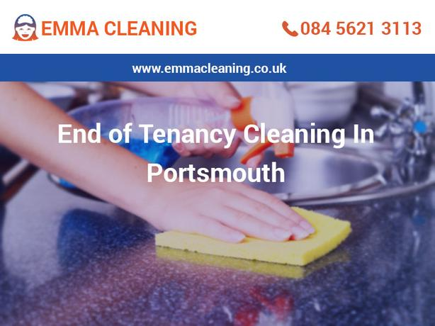 Professional End of Tenancy Cleaning Service in Portsmouth