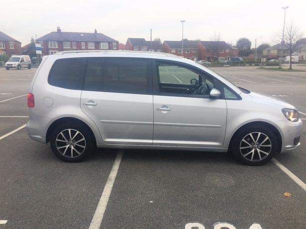 Volkswagen Touran 1.6 TDI