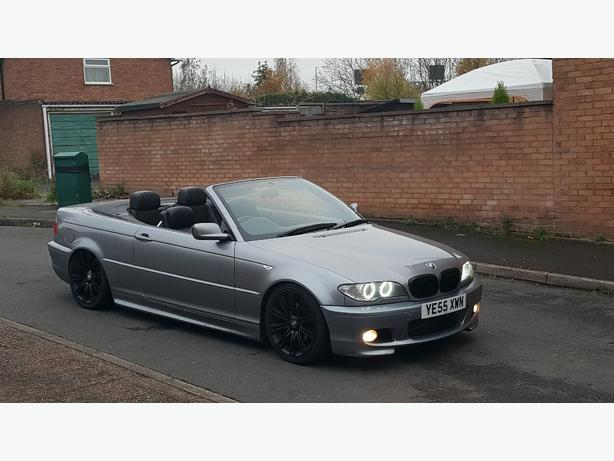 bmw m sport cabby last chance