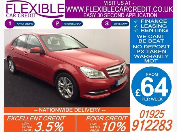 2014 MERCEDES C200 CDI EXECUTIVE SE DIESEL AUTO SALOON 65K