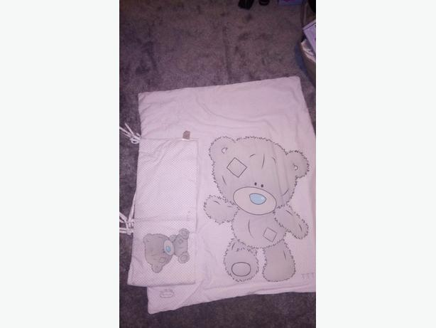 Tiny tatty teddy bumper set