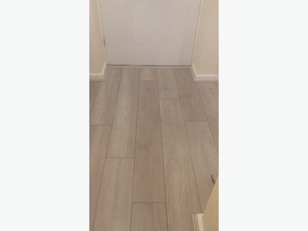 One Pack Of Laminated Flooring.