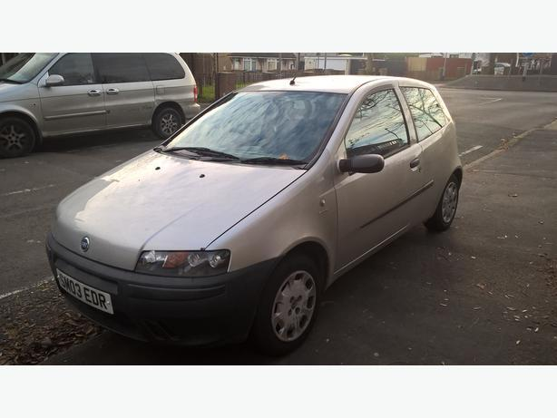 punto 1.2,spares or repairs 03 plate