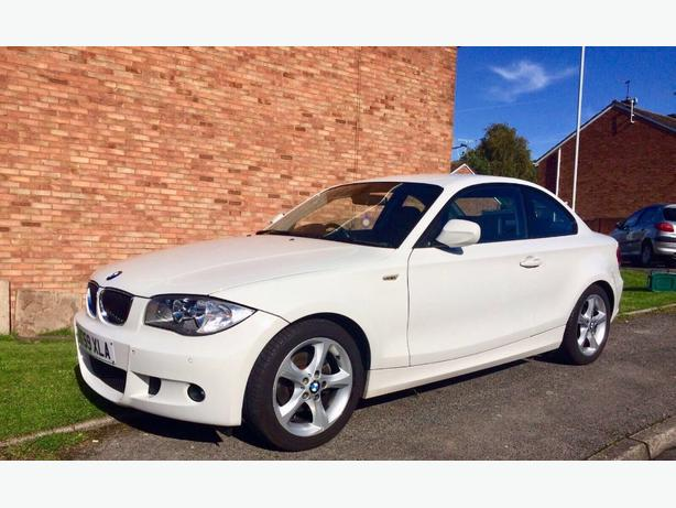 BMW 1 Series Coupe, £30 a Year Road Tax, Low Mileage...