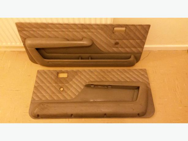 Vauxhall nova seats & door cards