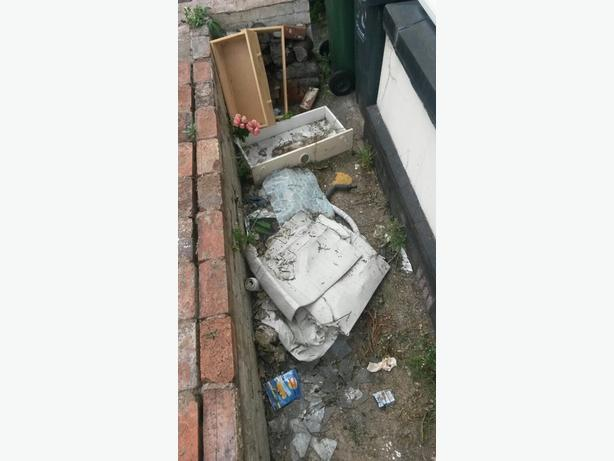 FOR TRADE: rubbish removals
