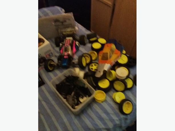Rc cars job lot for sale