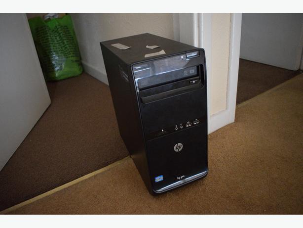 HP Pro 3500 Quiet Gamer PC  i5-3470, GT1030, 8GB 500GB HDD