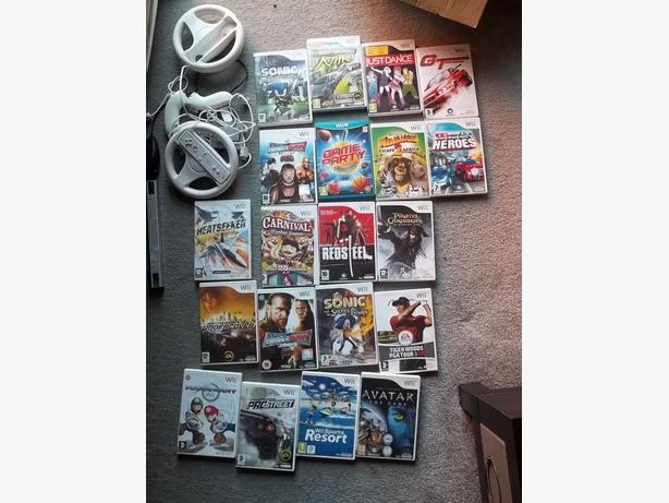 Nintendo Wii Games 20 GAMES