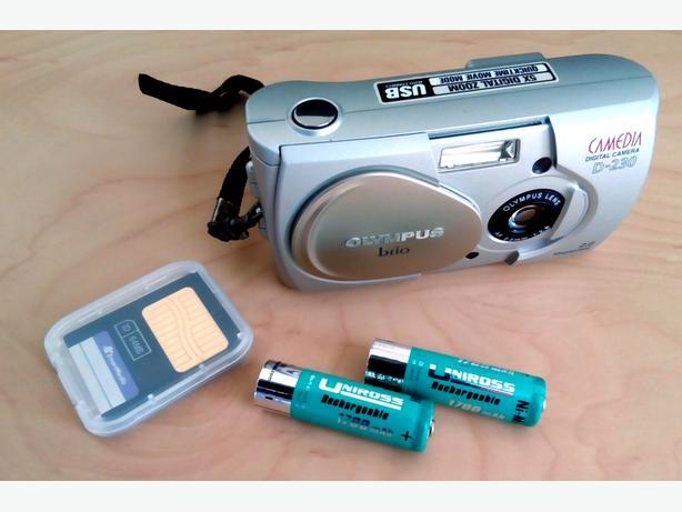 Olympus Digital Camera.