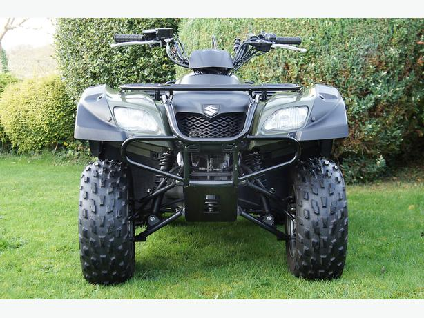 Suzuki Ozark LT-F250 Quad Bike ATV 2015