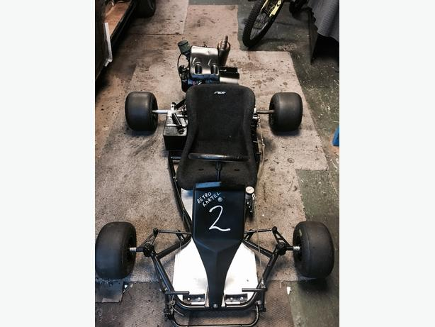 Log In needed £300 · modified petrol go kart