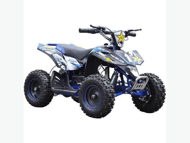 superLT100E RENEGADE ROCKSTAR 36v Electric Battery 1000w Mini Quad Bike ATV