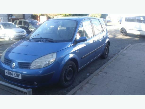 04 RENAULT SCENIC 1.4 LONG MOT PX SWAP WELCOME