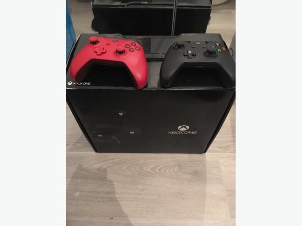Xbox Console Boxed