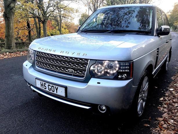 2010 Range Rover Vogue SE 3.6 TDV8