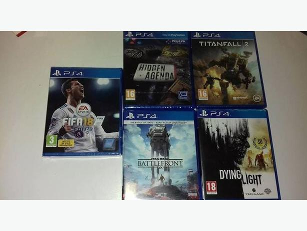 Ps4 and xbox one games prices on ad