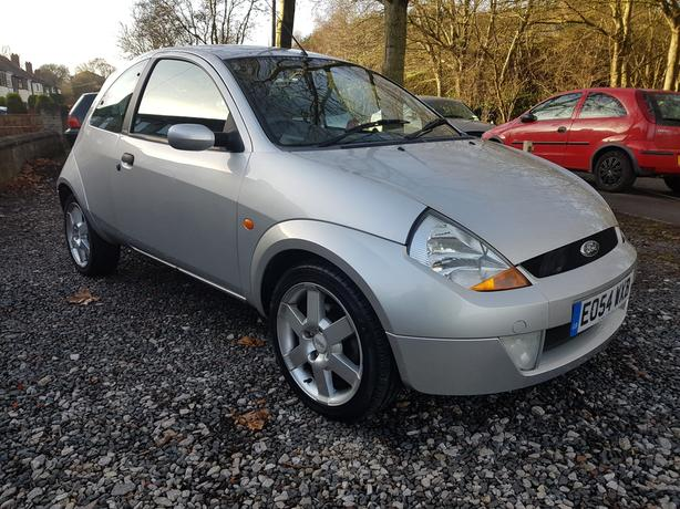 ford kasport 1.6 petrol manual vgc no faults nice spec