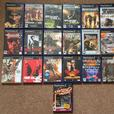 37 Playstation 2 games plus Free Playstation 2 console & extras