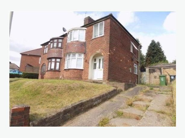 Semi-Detached unfurnished house available to rent in Dudley