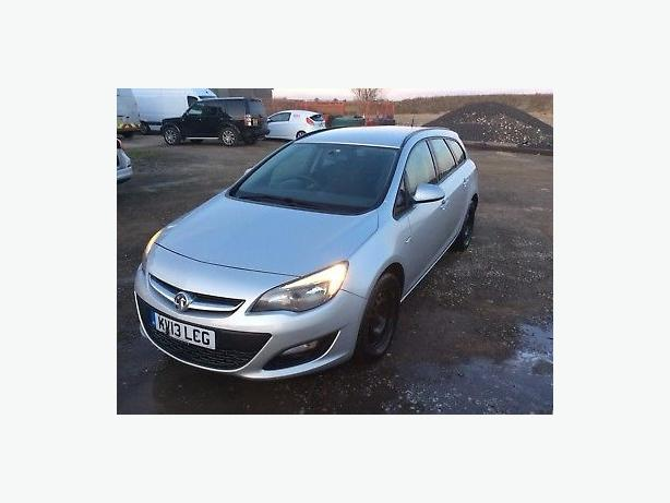 2013 VAUXHALL ASTRA TOURER 1.7 CDTI 6 SPEED