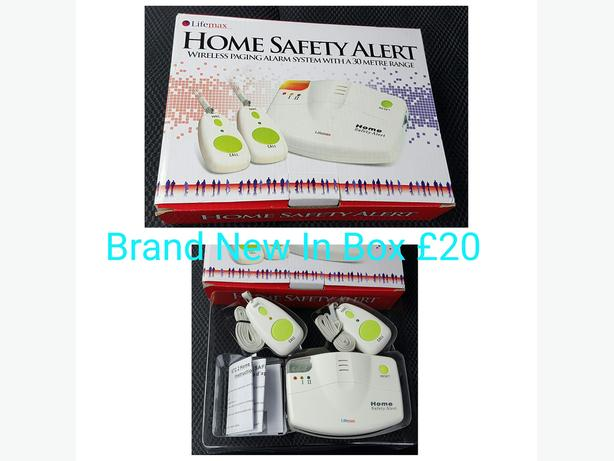 Brand New Life Max Home Safety Alert