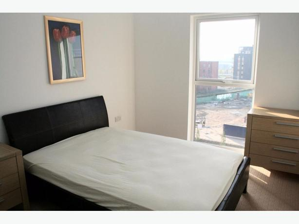 Smart one bedroom flat