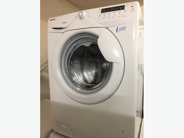 PLANET APPLIANCE 🌎HOOVER 8. KG WASHER🌲🎄WITH GUARANTEE