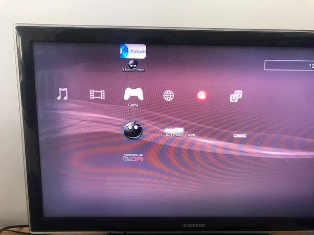 PS3 PHAT 500GB CFW 4.81 REBUG