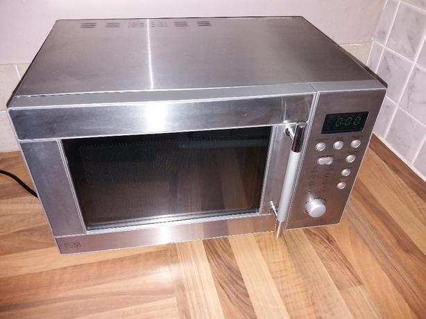 Stainless Steel Digital MICROWAVE 800W