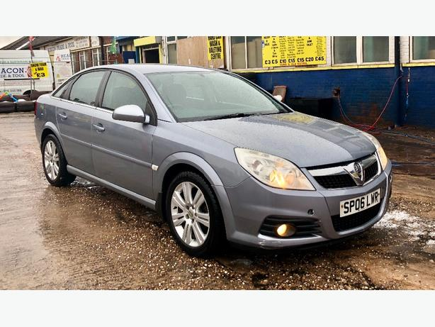 2006 Vauxhall Vectra 1.9 Cdti Exclusive 6 Speed