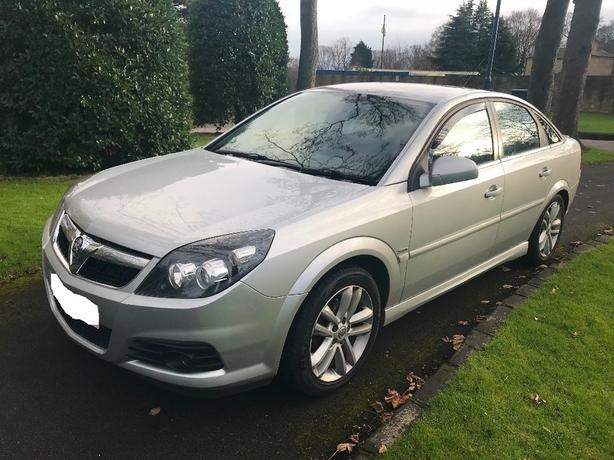 AUTOMATIC 57 reg vauxhall vectra 1.9 cdt sri 150 diesel+satnav+tax+DELIVERY